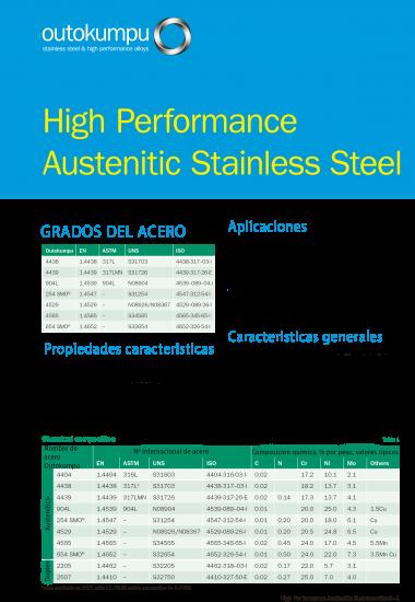 Outokumpu-high-performance-austenitic-stainless-steel-data-sheet-1